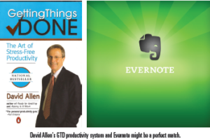 Evernote – la solution logicielle «Getting Things Done» ?