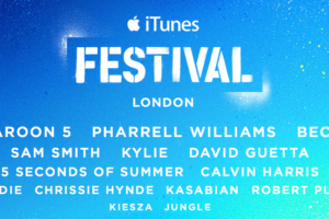 Apple News : Festival iTunes, édition de Londres