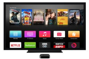 Le service de streaming TV d'Apple sera disponible en septembre ?