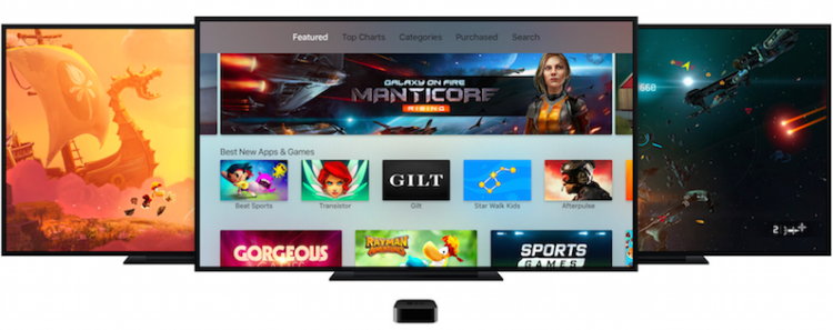 6 applications Apple TV incontournables