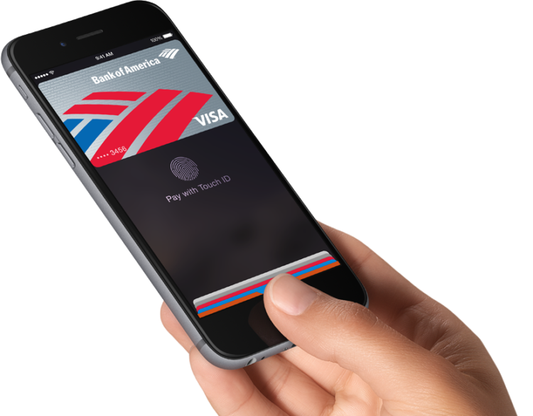Mettre en place Apple Pay sur l'iPhone