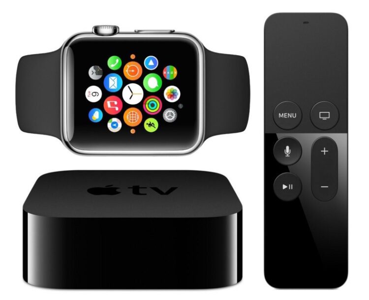 Sortie de WatchOS 2.1 & tvOS 9.1 pour Apple Watch & Apple TV