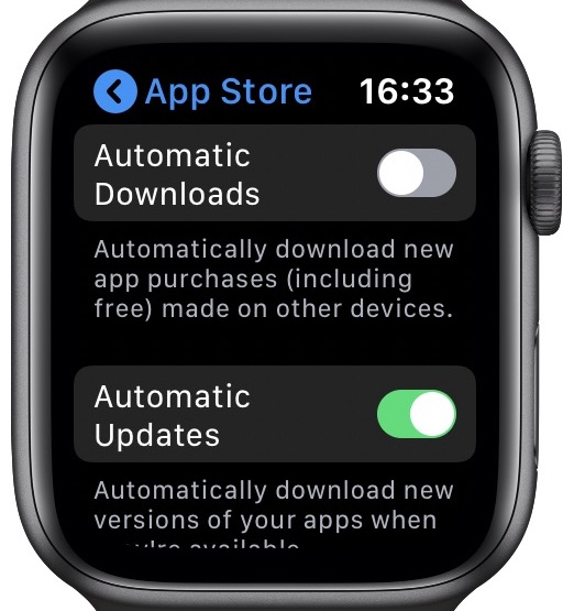 Comment mettre à jour les applications sur Apple Watch