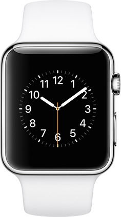 Comment faire une capture d'écran de l'Apple Watch