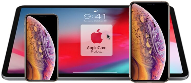 Comment ajouter la garantie AppleCare+ à l'iPad ou à l'iPhone