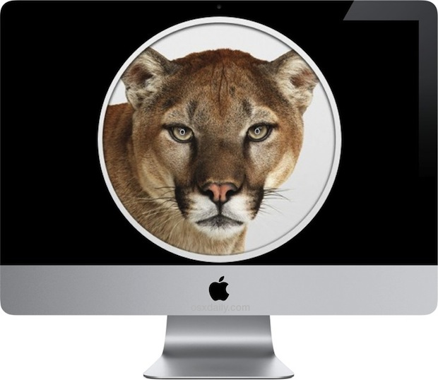 3 choses simples à faire avant d'installer OS X Mountain Lion