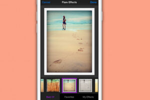 Comment utiliser les applications de retouche photo tierces dans l'application photos de l'iPhone