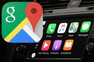Comment utiliser Google Maps avec CarPlay