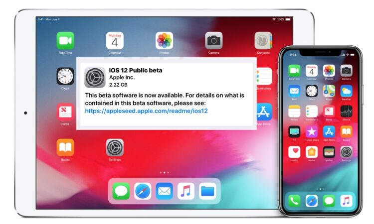 Comment installer la bêta publique d'iOS 12 maintenant sur l'iPhone ou l'iPad