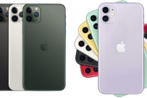 Comment faire une capture d'écran sur l'iPhone 11, l'iPhone 11 Pro, l'iPhone 11 Pro Max