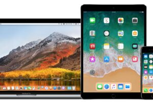 iOS 11.1 Beta 5 et MacOS High Sierra 10.13.1 Beta 4 mis à l'essai