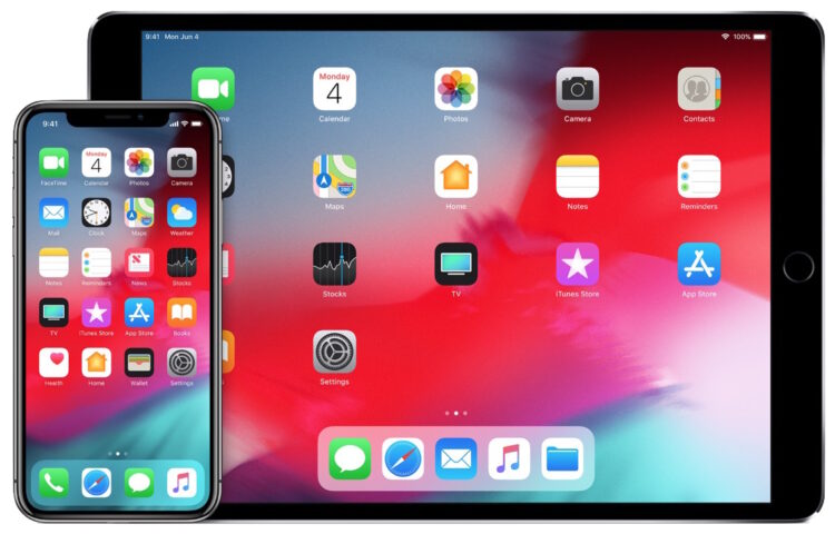 iOS 12 Liste des dispositifs pris en charge