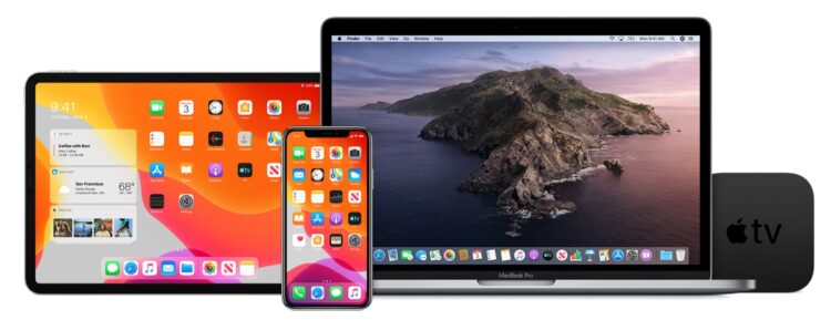 La version bêta 3 de iOS 13.5, iPadOS 13.5, MacOS Catalina 10.15.5 est disponible pour les tests