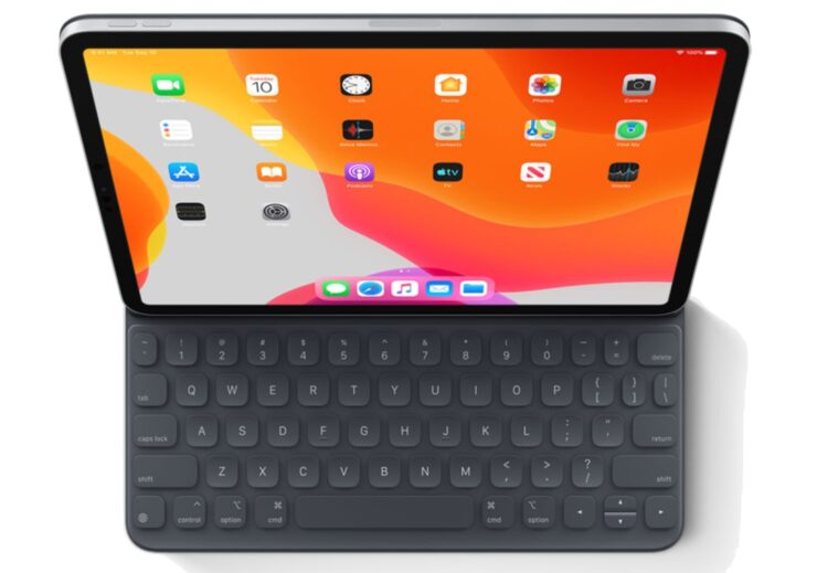 Comment remanier les touches de modification sur le clavier de l'iPad