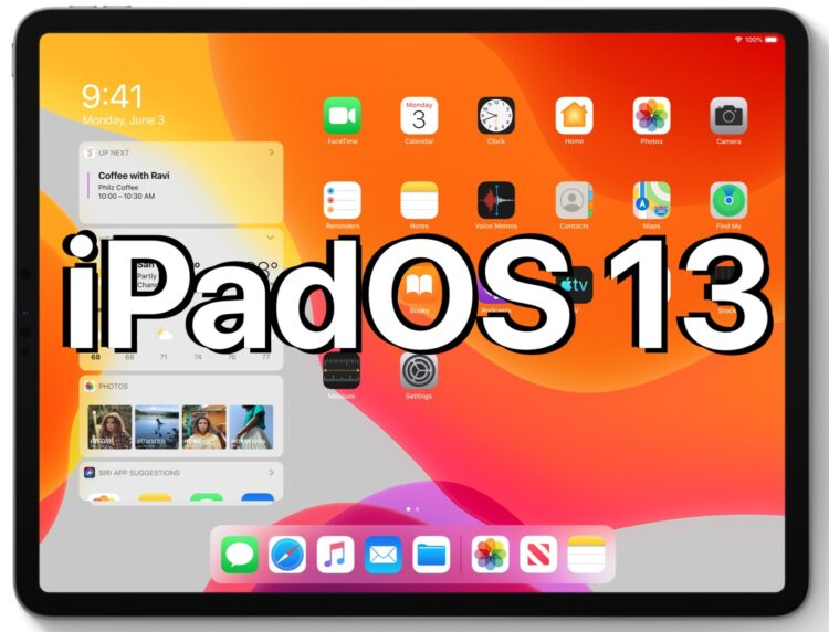 Comment installer la version bêta publique d'iPadOS 13 sur l'iPad
