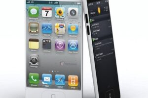 Reuters : L'iPhone 5 a un écran plus grand, l'iPhone 4S fait 8 Go, lancement fin septembre