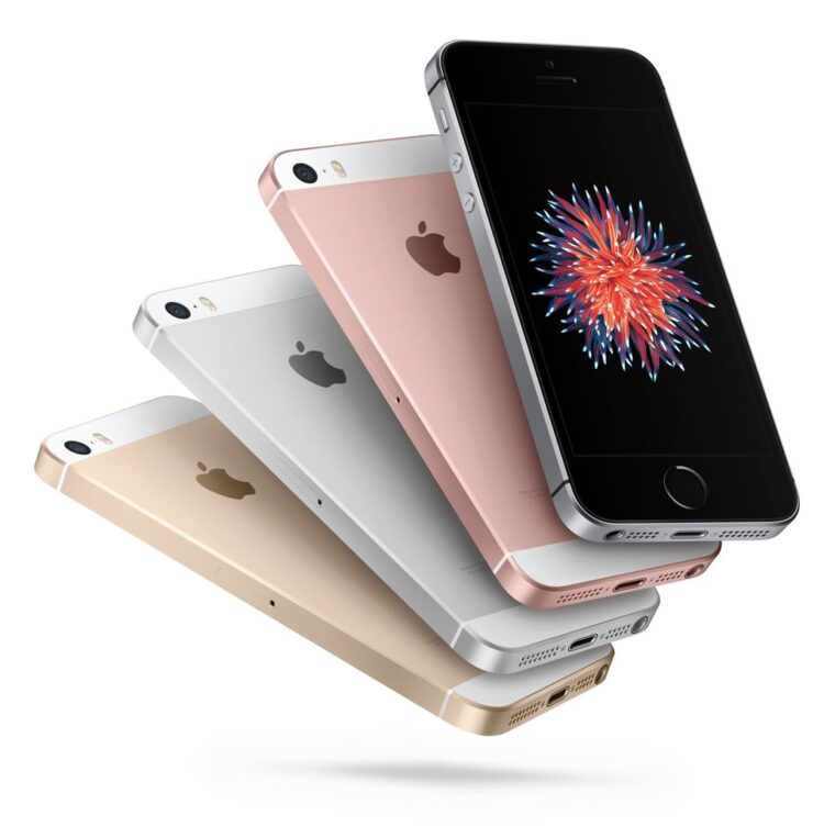 Apple publie 4″ iPhone SE et 9.7″ iPad Pro