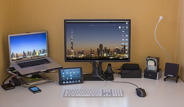 Configurations Mac : Poste de travail du photographe