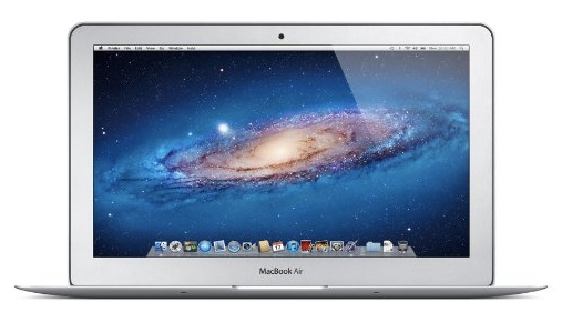 Nouveau MacBook Air (mi-2012) : 5% de réduction sur Amazon