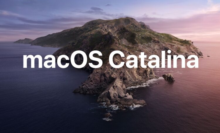 Dates de sortie de MacOS Catalina : Version finale, bêta publique