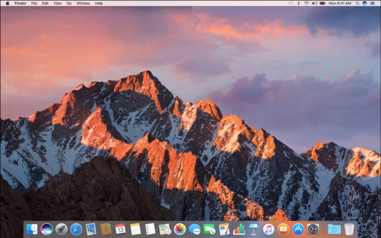 Lancement de macOS Sierra 10.12.1 Beta 3 par Apple