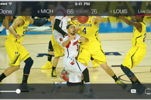 5 applications gratuites pour les fans de March Madness Basketball