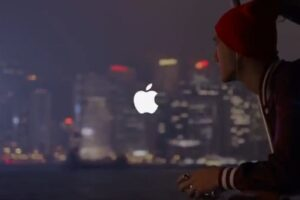 Pub «Music Every Day» pour l'iPhone 5 d'Apple