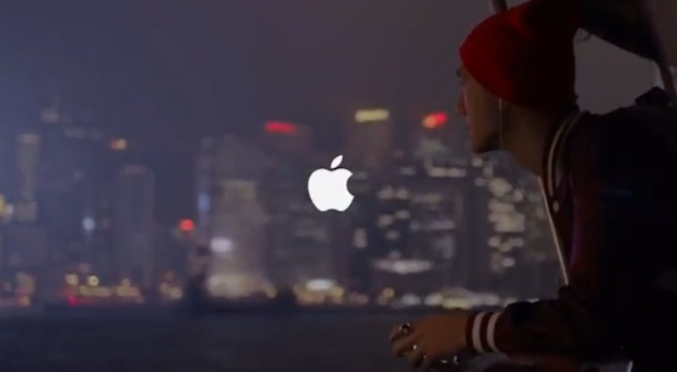 Pub « Music Every Day » pour l'iPhone 5 d'Apple