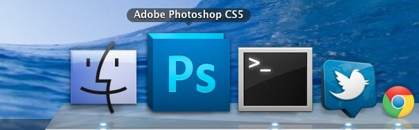 Partager Adobe Photoshop entre Mac OS X 10.7 Lion & 10.6 Snow Leopard