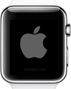 Comment forcer le redémarrage de l'Apple Watch