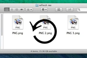 Comment rafraîchir le Finder Windows sous Mac OS X