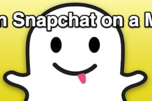 Comment obtenir le Snapchat sous Mac OS X (ou Windows)