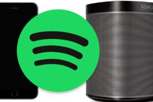 Comment diffuser Spotify en streaming depuis l'iPhone vers le haut-parleur de Sonos