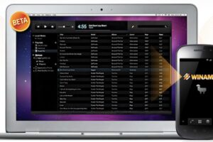 Synchroniser iTunes avec Android sous Mac OS X avec WinAmp