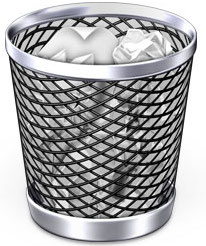 Correction d'une erreur «Item can't be moved to Trash because item can't be deleted» dans Mac OS X
