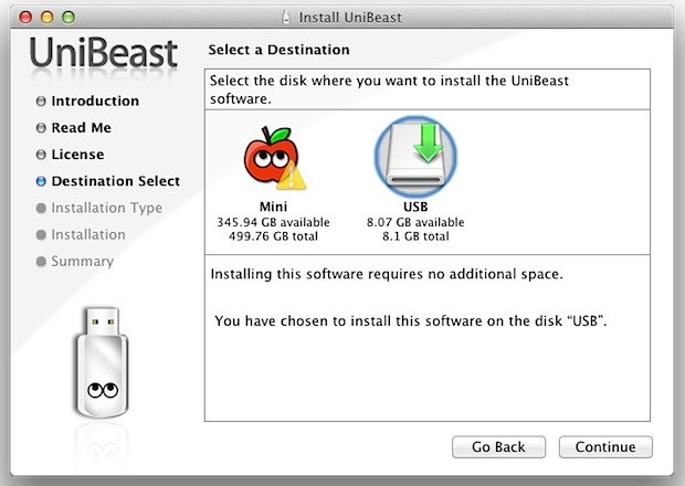 Installer OS X Lion sur un Hackintosh : la manière simple avec UniBeast