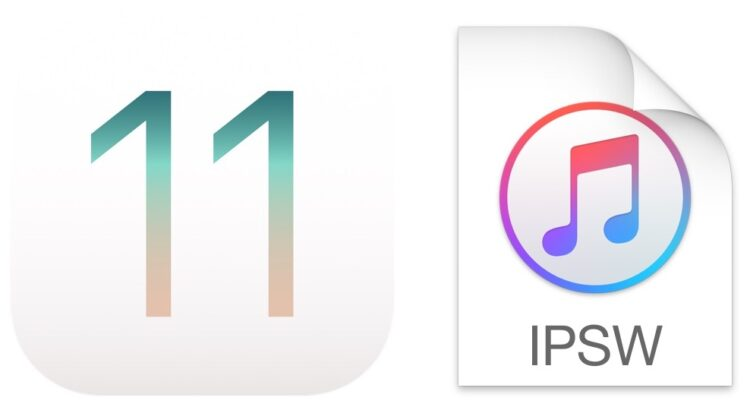 Comment installer iOS 11 manuellement avec le firmware IPSW et iTunes