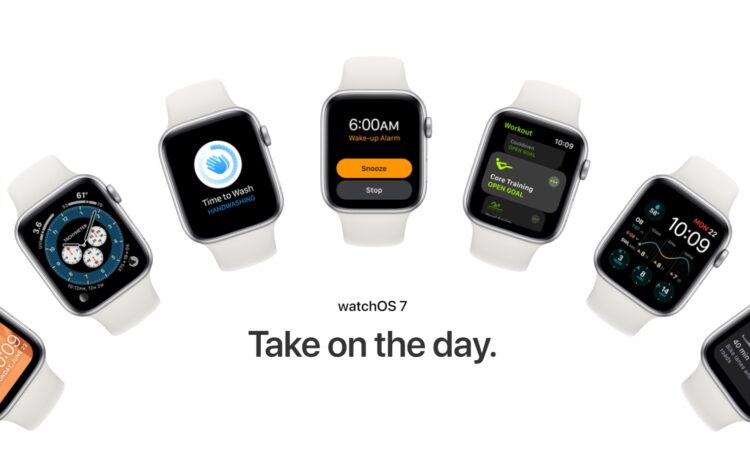 Dates de sortie de watchOS 7 : Version finale, bêta, bêta publique