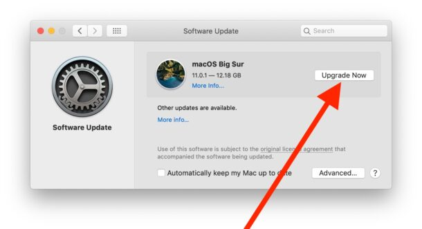 How to download and upgrade macOS Big Sur