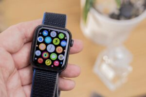 Apple Watch SE commentaire