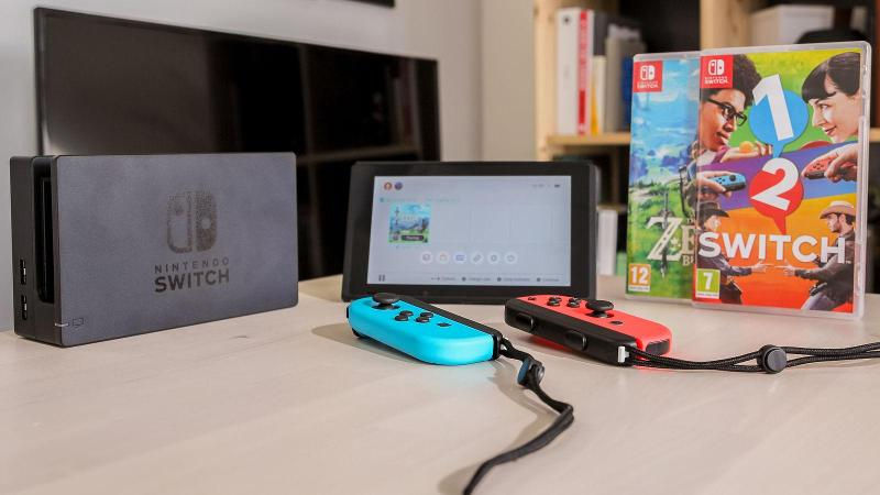 La «  console de jeux de planification  » d'Apple défie la Nintendo Switch
